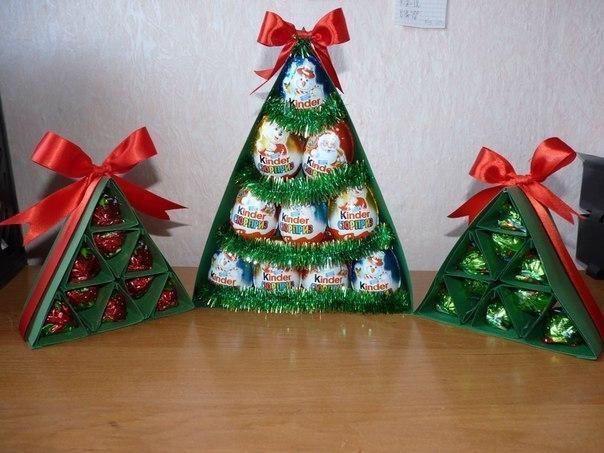 Идеи подарков на новый год 2016 своими руками